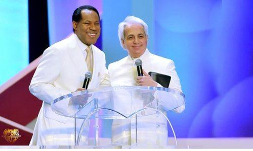 Pastor Chris Oyakhilome Spiritual Father