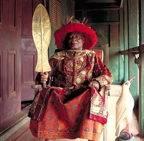 Richest King In Anambra State