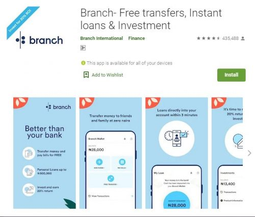 Customer Care: Branch Loan App - WhatsApp Number - Email Contact