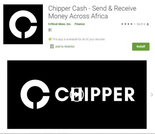 Chipper Cash - Customer Service - Phone Number - Email - WhatsApp Number