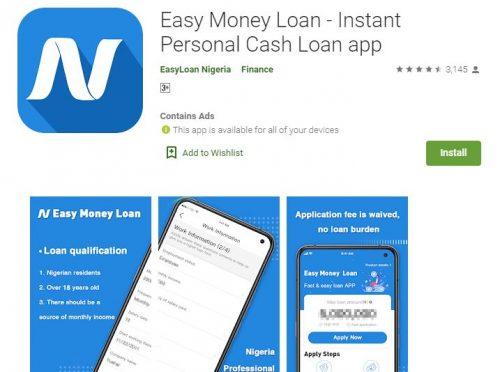 Customer Care: Easy Money Loan App - Phone Number - WhatsApp Number