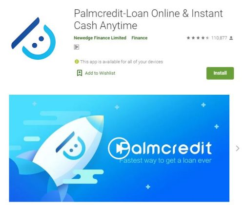 Customer Care: Palmcredit Loan App - WhatsApp Number - Contact - Email