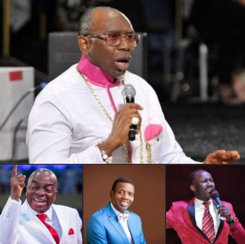 List Of Nigerian Pastors Preaching On Tithe (2021) - Messages and Sermons: