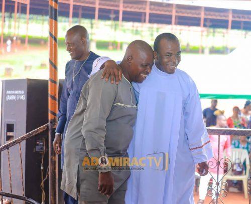 Rev Fr. Ejike Mbaka Private Jet