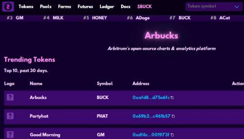 Reviews - Arbucks (BUCK) - Coin - Prediction https://arbucks.io/ (Scam Or Legit)