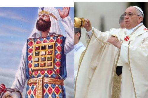 Difference Between The Catholic Priests And The Priests In The Bible