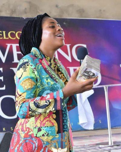 Is Prophetess Rose Kelvin Fake