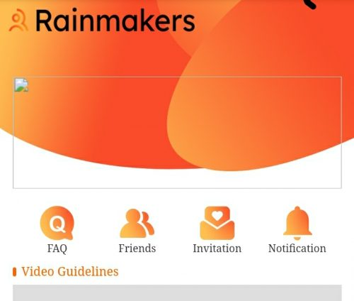 Rainmaker SSA Login