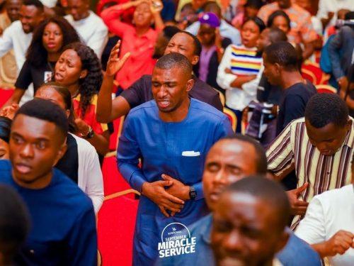 Which Church Does Apostle Joshua Selman Attend